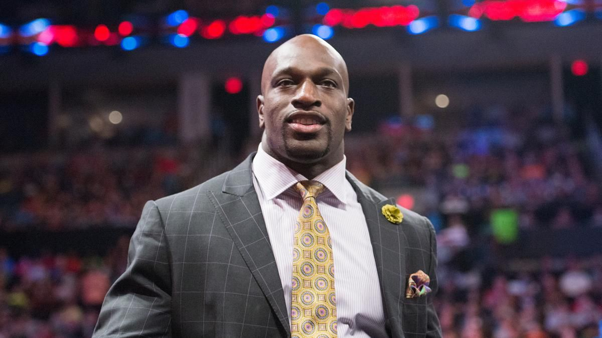 titus oneil entrance greatest royal rumble