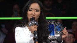 gail kim surgery appendicitis impact wrestling tna