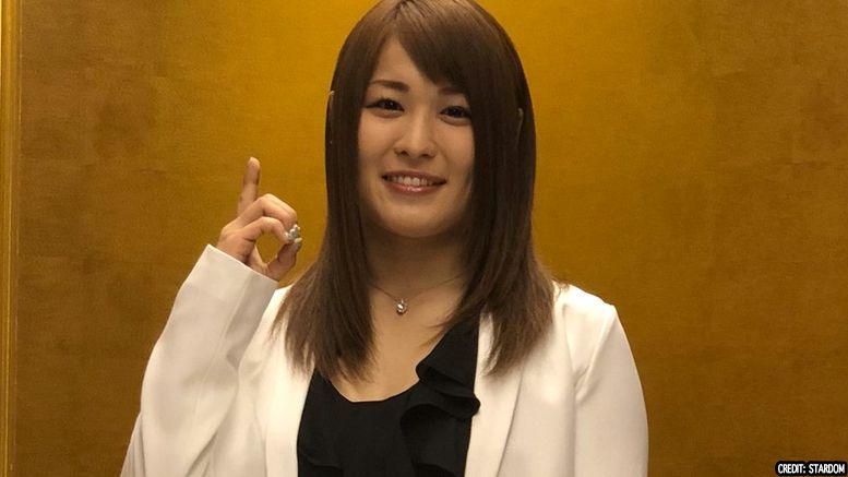 io shirai confirms stardom departure wwe deal contract nxt performance center