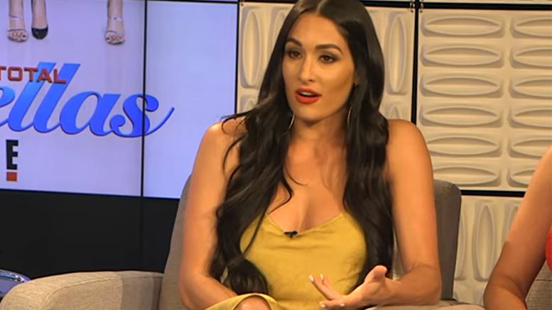 nikki bella responds fake real breakup video interview total bellas john cena