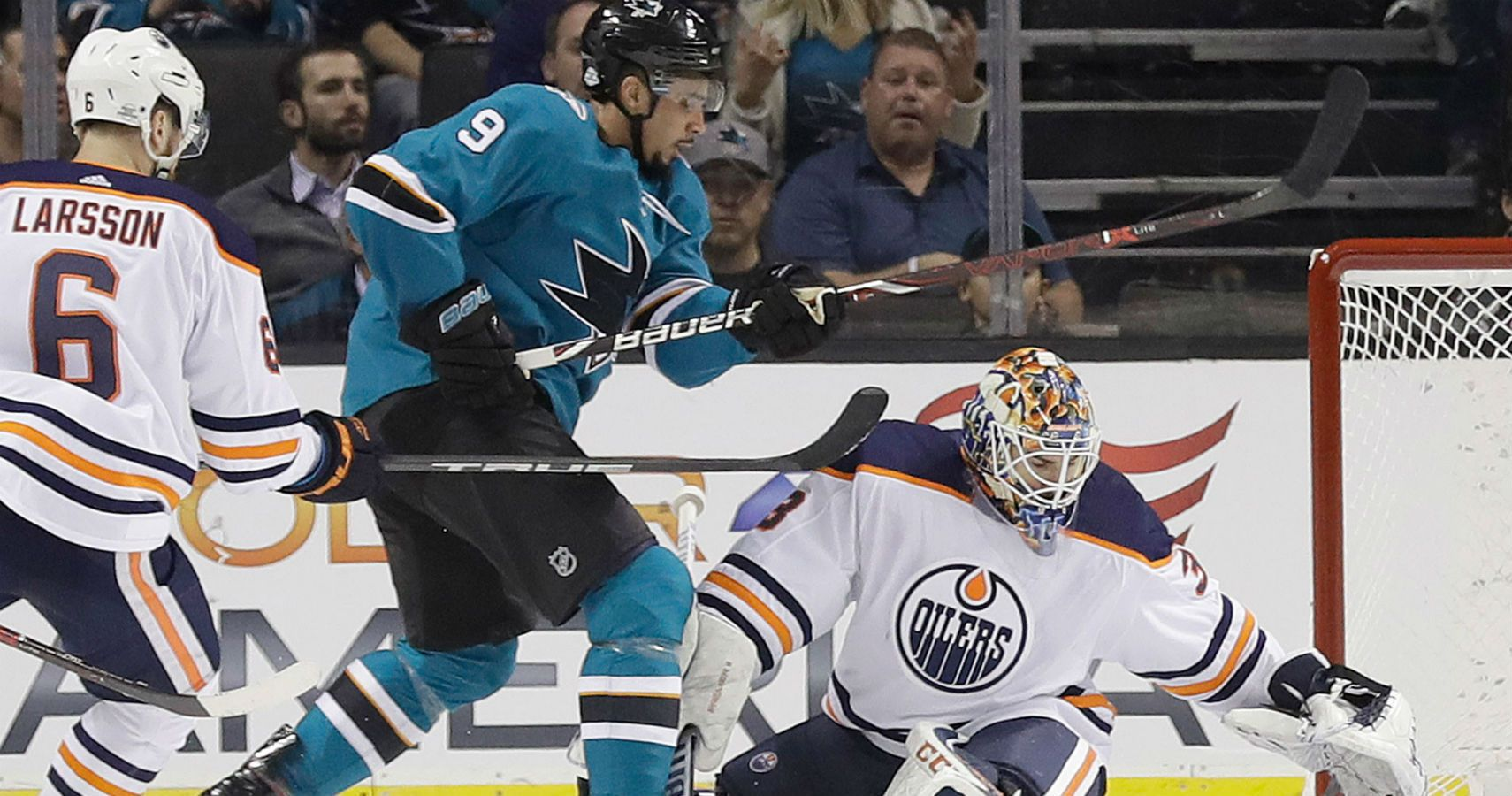 Evander Kane Gets Massive Contract Extension From San Jose