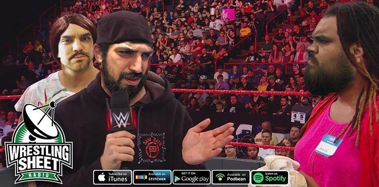 wrestling sheet radio may 24