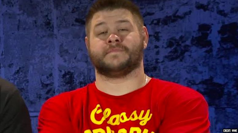 five-year kevin owens new contract wwe