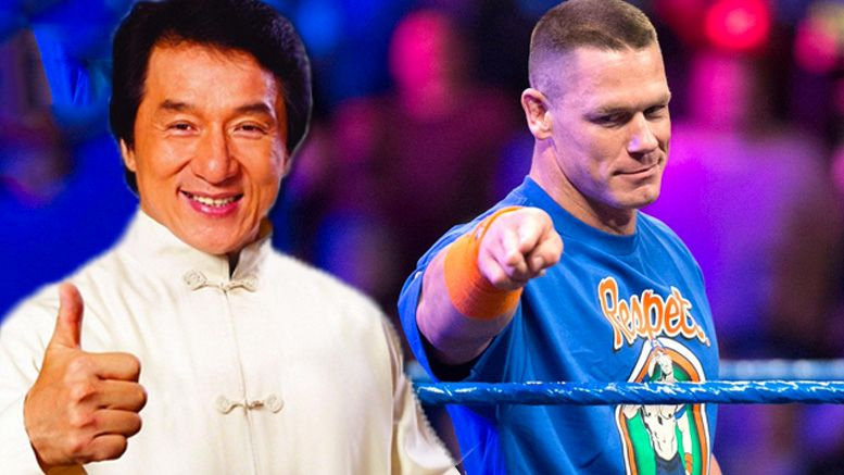 John Cena Replacing Sylvester Stallone in Jackie Chan Action