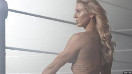 charlotte flair wwe espn body issue nude photo gallery