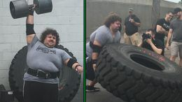 dick justice strongman competition photos