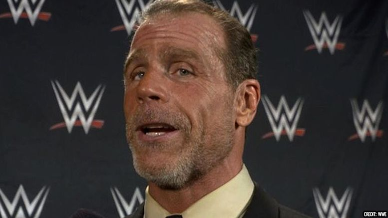 shawn michaels one more match interview answer