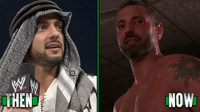 Muhammad Hassan wrestling return interview