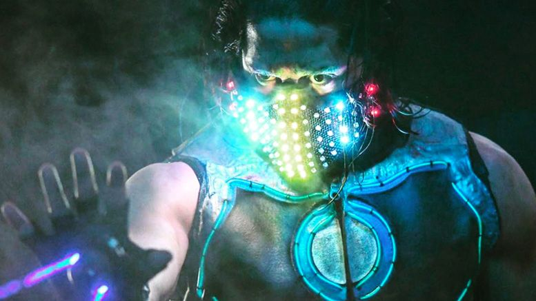 mustafa ali face mask light up gift fan video medical condition