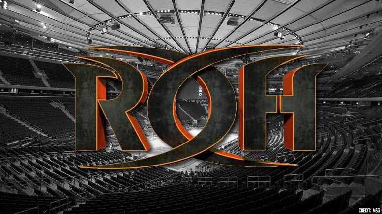 RING OF HONOR madison square garden wwe joe koff