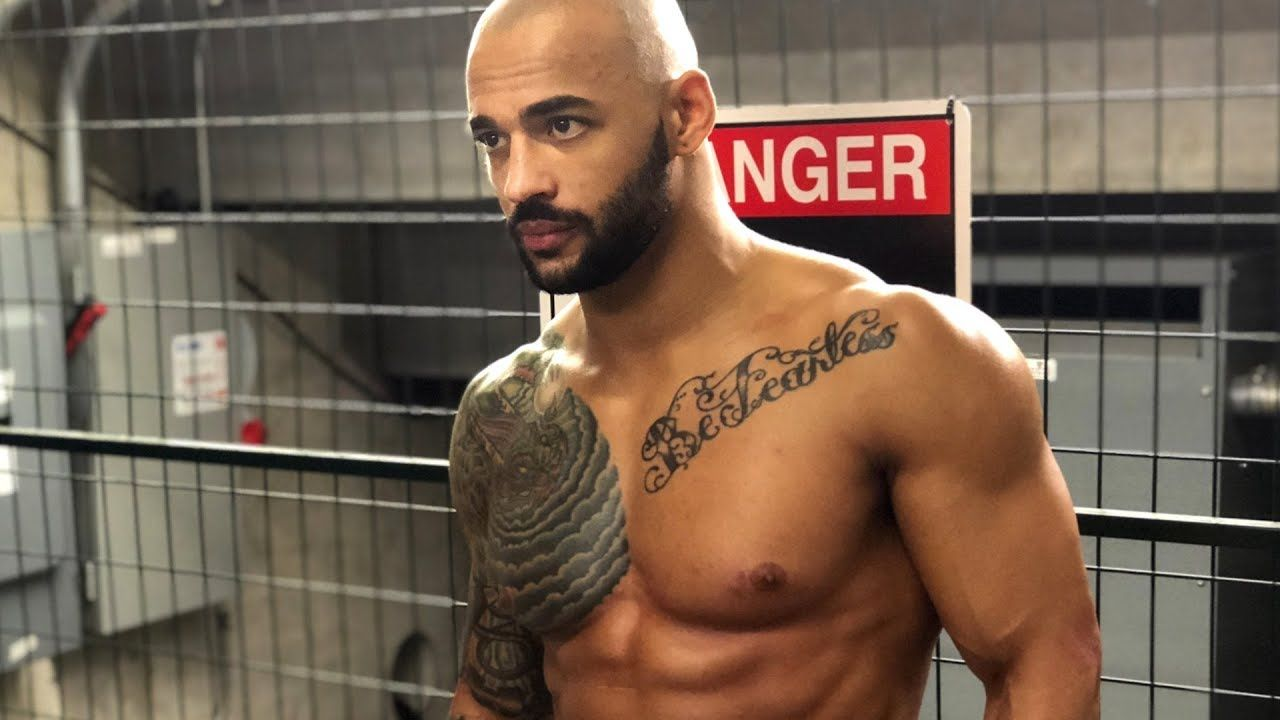 ricochet nxt takeover injury update