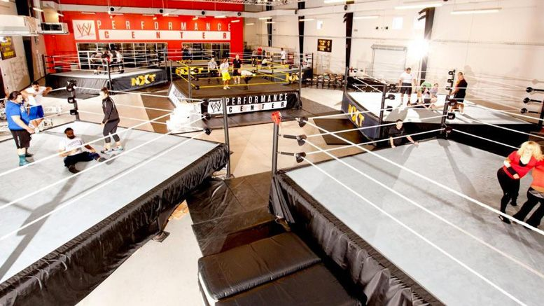 wwe performance center bobby roode interview new bigger facility