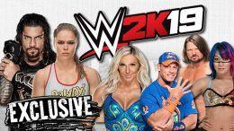 wwe2k19 wwe video games cover wrestler pre order bonus