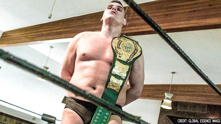 Walter Adam Cole Evolve event title defense nxt north american championship