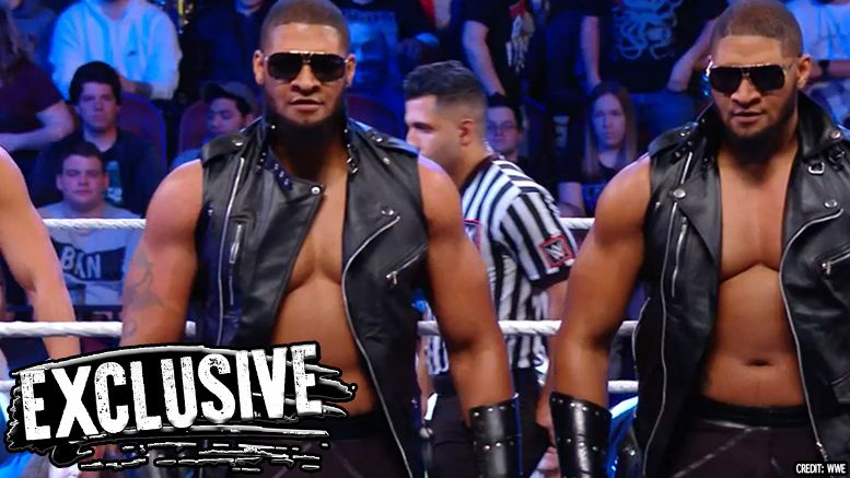 ealy brothers released fired wwe nxt
