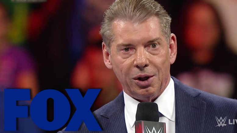 fox wwe more shows nxt tv deal rights
