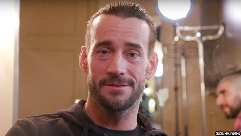 cm punk return wrestling offer video interview