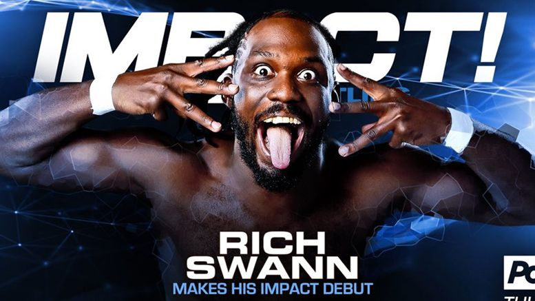 rich swann impact wrestling su yung arrest comment future interview