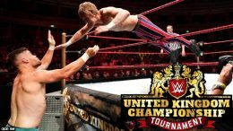 wwe uk championship tournament reactions results