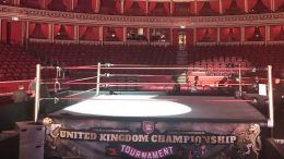 wwe uk tournament results winner zack gibson travis banks
