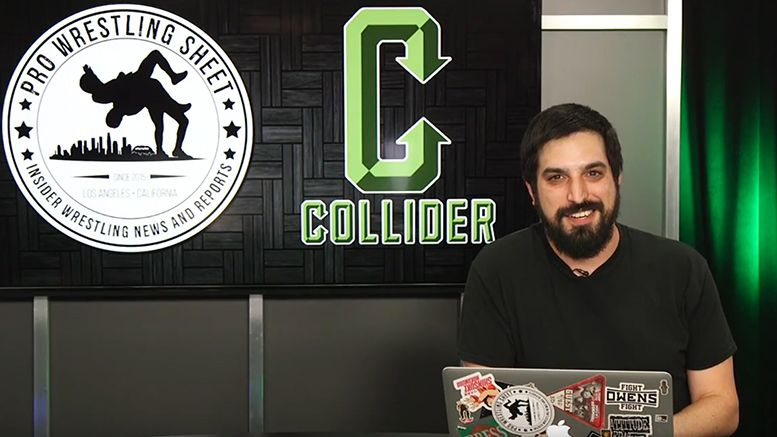 collider pro wrestling sheet announcement acquire acquires purchases ryan satin website bought