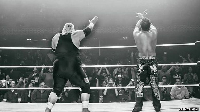 brian christopher rikishi too cool tribute last dance photo grandmaster sexay