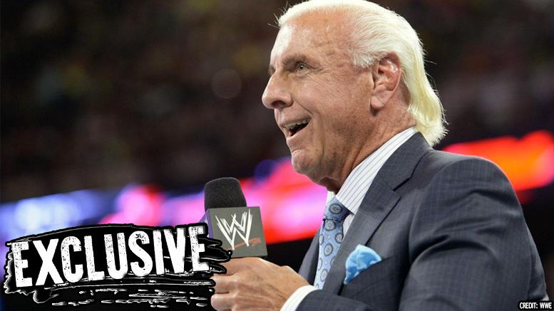 ric flair surgery successful ileostomy procedure