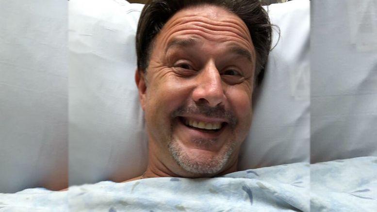 david arquette ribs fractured mexico wrestling