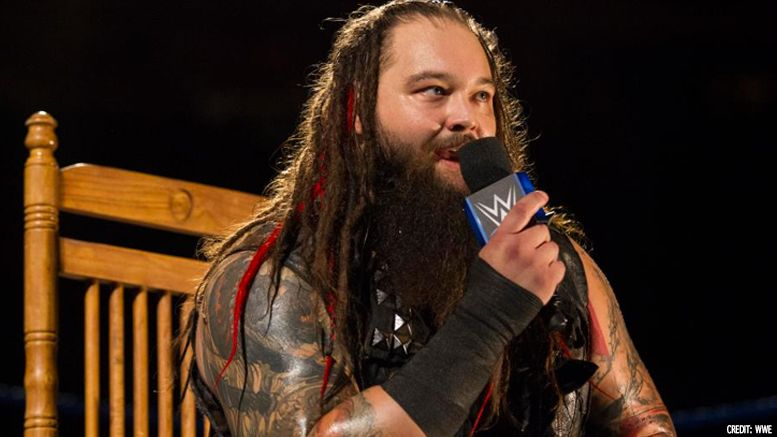 bray wyatt car crash head on collision wwe