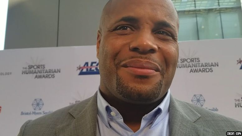 daniel cormier brock lesnar universal championship video interview