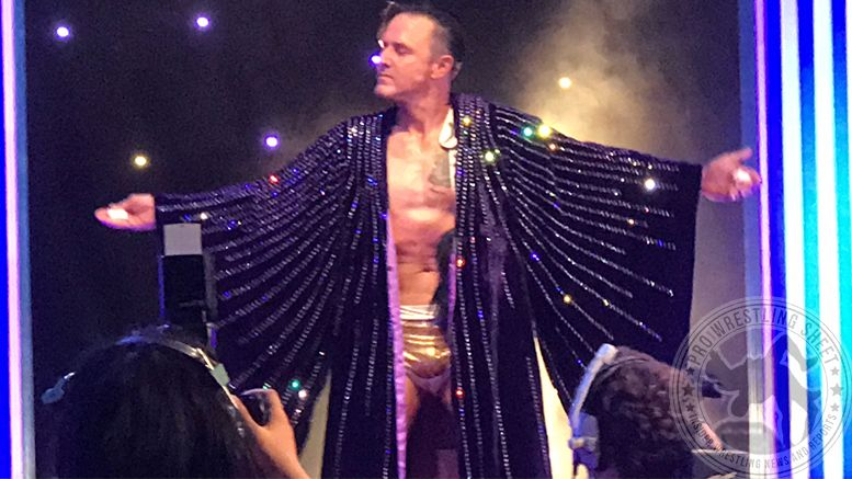 david arquette wrestling return cwfh rj city