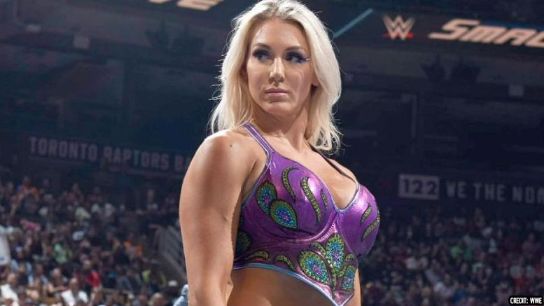 charlotte flair implant rupture wwe