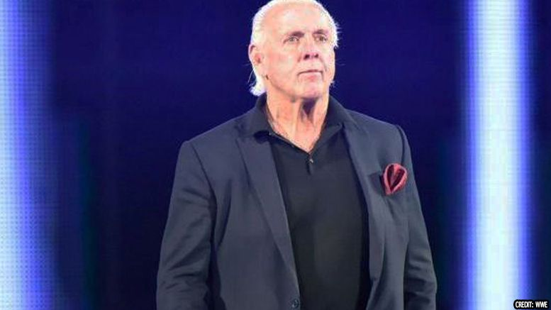 ric flair surgery wwe ileostomy colonoscopy