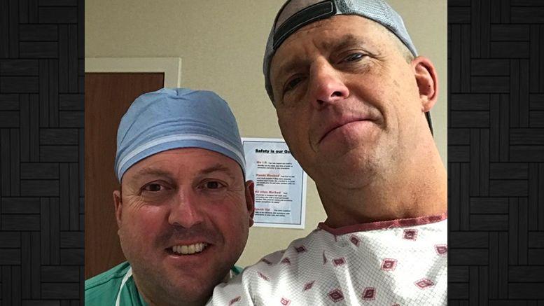 goldust surgery wwe knee injured injury