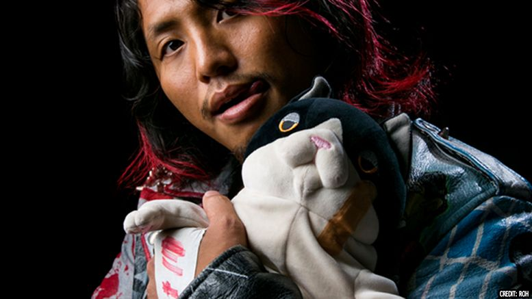 hiromu takahashi update flown japan neck injury