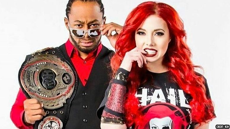 jay lethal statement ring of honor taeler hendrix
