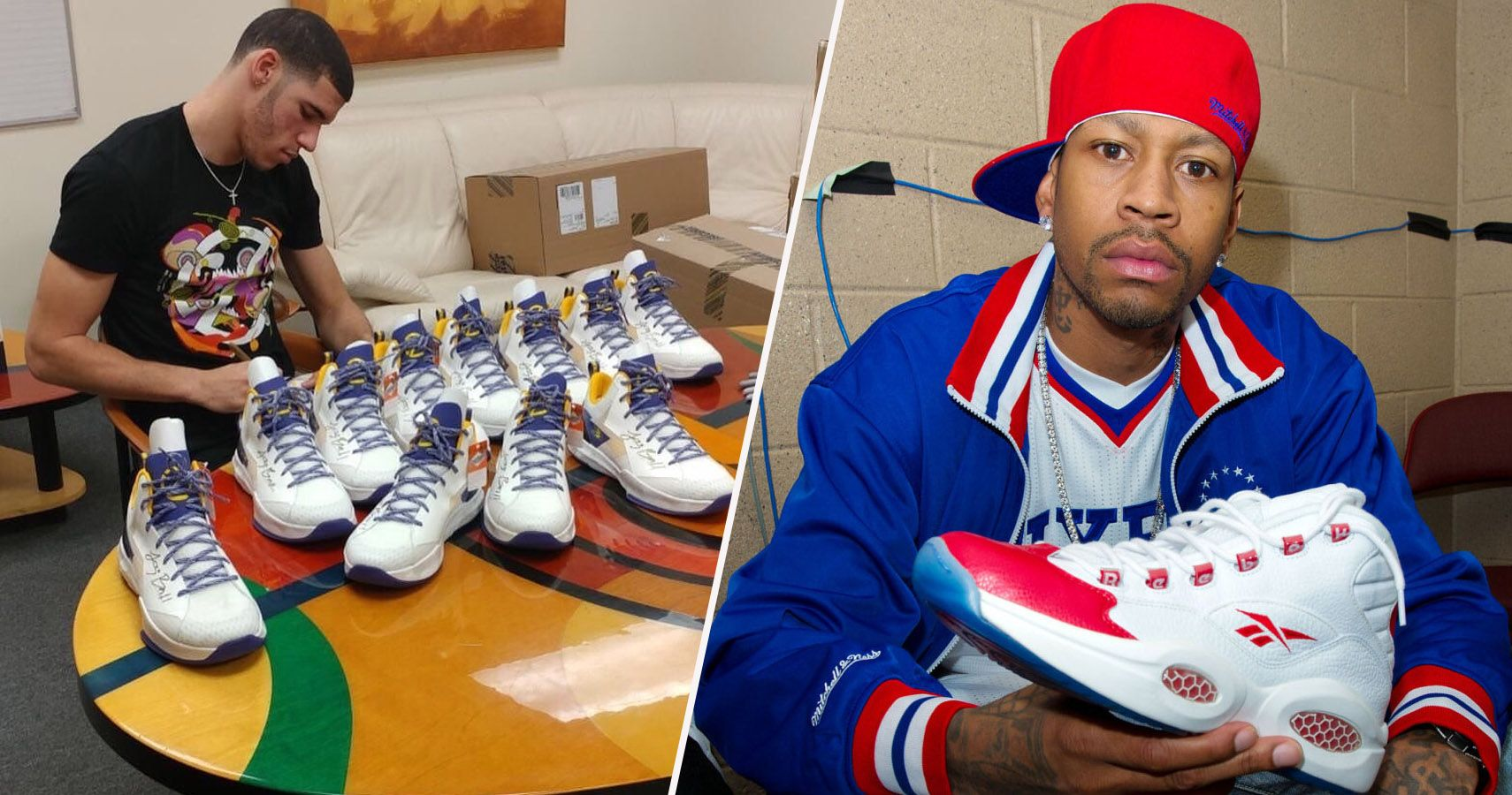 0d0afc632ee7 Top 10 Best NBA Signature Shoes Of All Time (And The 10 Worst)