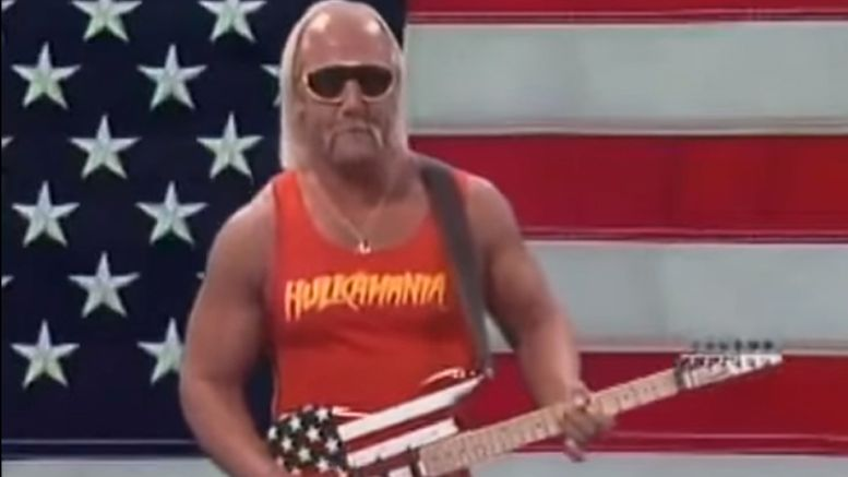 real american wwe hulk hogan rick derringer let down