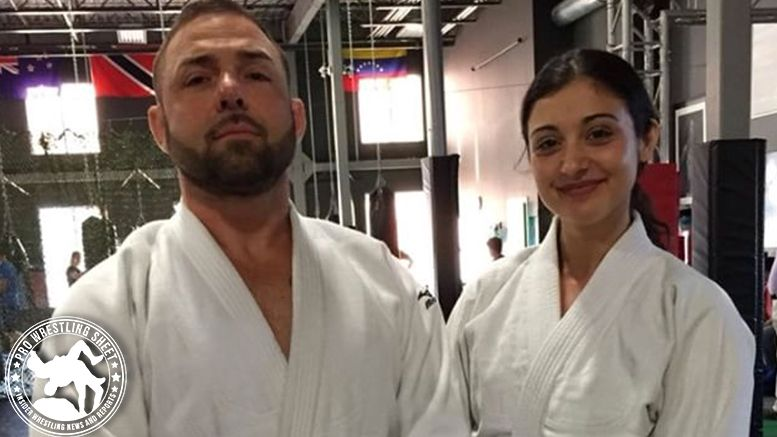 santino marella daughter training serious interview