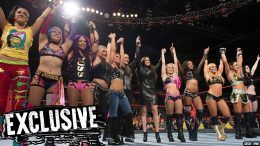 wwe all women event discussing possible possibility