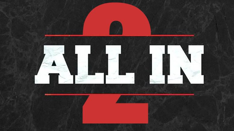 all in part two teased talk is jericho cody rhodes young bucks matt nick jackson