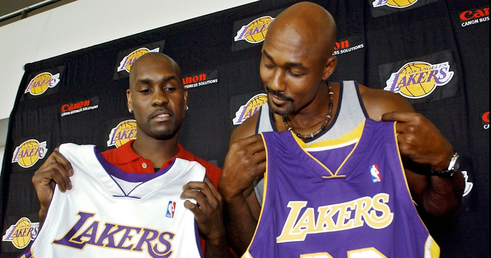 3c5ad1f25 20 NBA Players Everyone Forgets Played For The Los Angeles Lakers