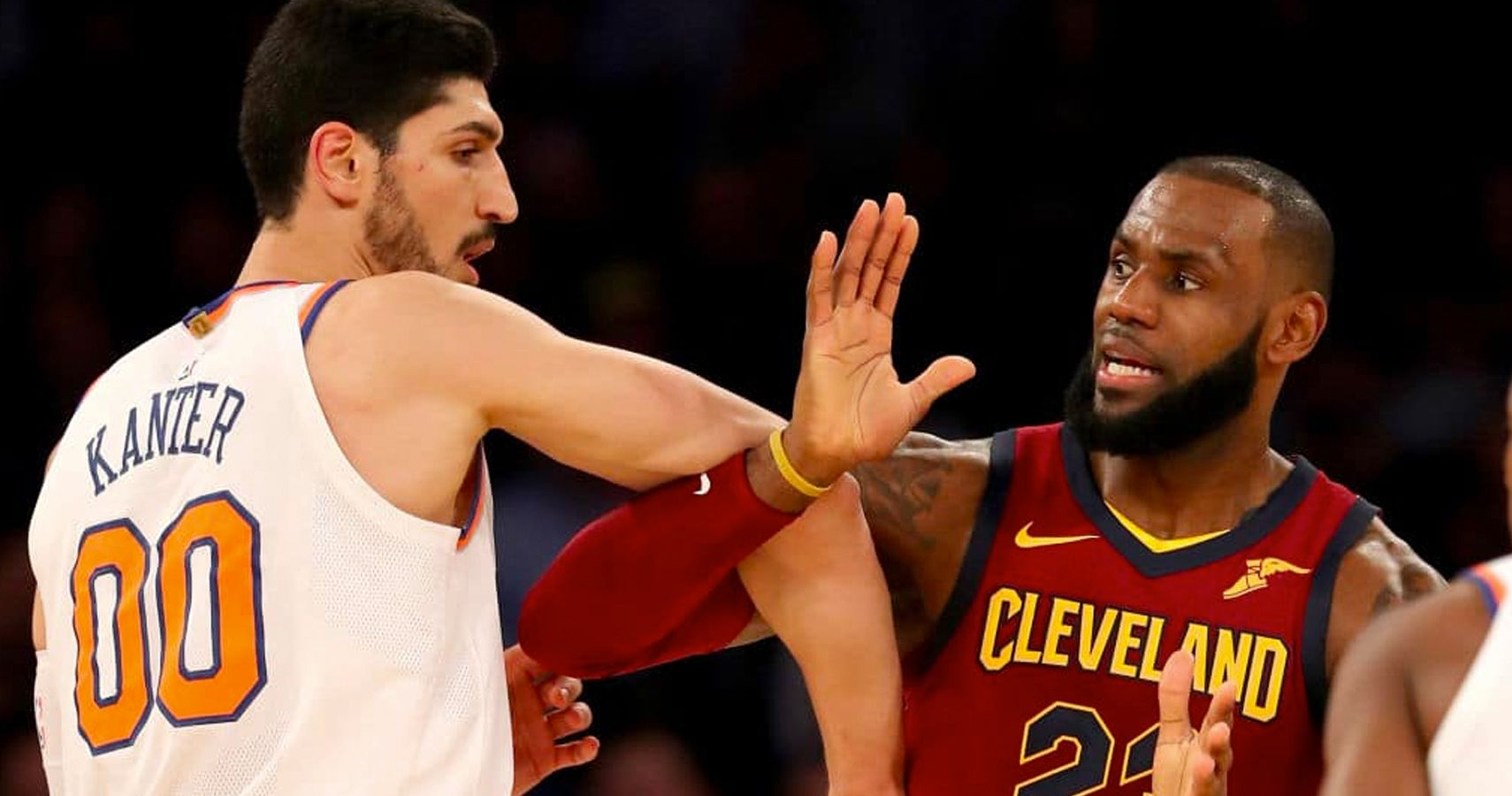 757efe45b6f Enes Kanter Reveals How Hard It Is To Annoy LeBron James