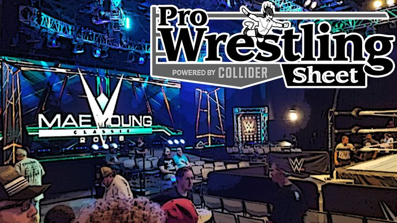 mae young classic live blog results