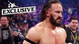 neville wwe contract done