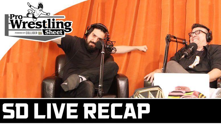 collider bodyslam smackdown live recap