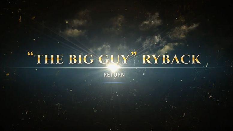 ryback teasing return television
