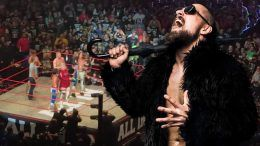 marty scurll all in curtain call explanation
