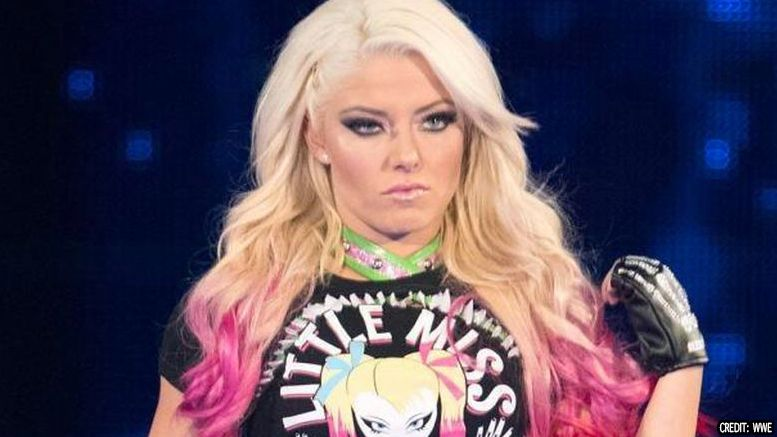Alexa Bliss Out of Action Due to Injury