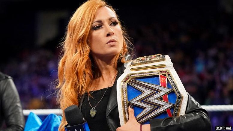 becky lynch heel turn insulting fans interview chasing glory lilian garcia